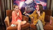 Estamos en vivo con Karol Sevilla, protagonista del fenómeno de Disney Channel Soy Luna. El elenco se presentará este jueves en el Jockey Club como parte de su