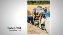 Chicago Truck Accident Attorneys | Rosenfeld Injury Lawyers