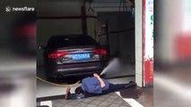 Nettoyer sa voiture en mode Kung-fu