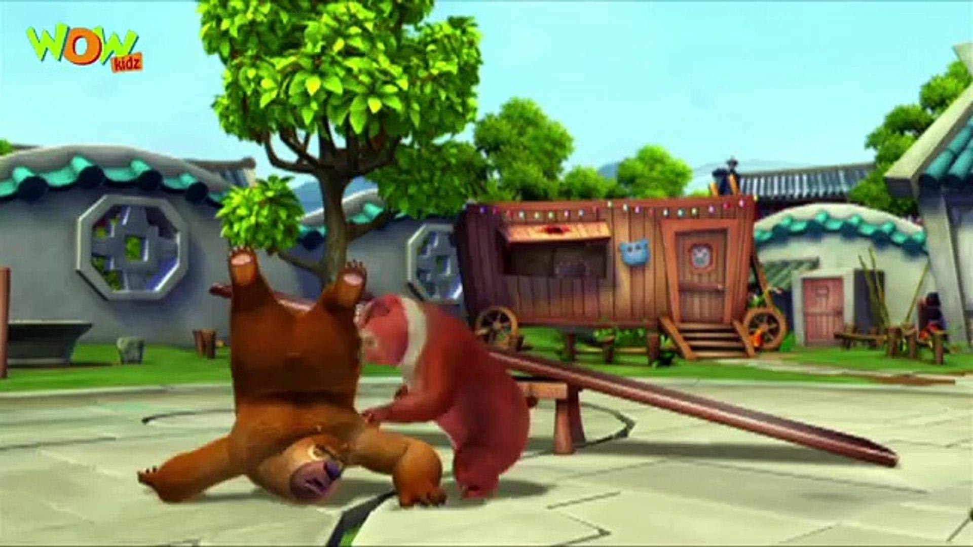 Bablu Dablu In Hindi Cartoon Big Magic - Spring Board - WowKidz S4