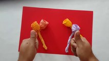 FLOWER ORIGAMI | ORIGAMICOOL | HOW TO MAKE PAPER FLOWER | FLOR ORIGAMI | COMO HACER UNA FLOR ORIGAMI