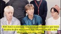 BTS Love Yourself Answer Full Interview Beats 1 Apple Music Legendado PT BR