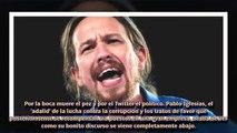 El glorioso tuit de 2014 que deja a Iglesias como la chata ahora que enchufa a los suyos en RTVE Los