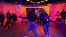 Christina Aguilera Dance Tribute Slays All the Hits  TRL (1)