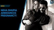 Neha Dhupia, Angad Bedi confirm pregnancy rumours with adorable photos