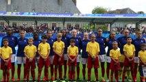 U20 Féminine, Mondial 2018 : France - Angleterre (1-1, 2 t.a.b. à 4), les réactions l FFF 2018