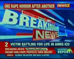 New Delhi: 10 Cops injured, 12 vehicles damaged due to Massive outrage over rape of a minor