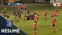 PRO D2 - Résumé Provence Rugby-Aurillac: 48-18 - J2 - Saison 2018/2019