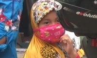Bencana Kabut Asap Ancam Jiwa Anak