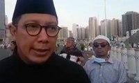 Menteri Agama: Toilet dan Tenda di Mina Sangat Terbatas
