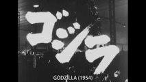 GODZILLA SAGA (1954-2016) 29 B.A. Japonaises (non sous-titrées)