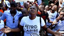 Haitians protest alleged misuse of PetroCaribe funds, demand accountability