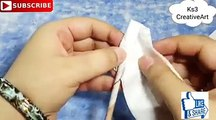 - Flower making ,  How to make Rose Flowers with Toilet paper (tissue paper) ,  DIY Paper CraftCredit  Ks3 CreativeArtFull video