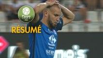 Grenoble Foot 38 - Châteauroux (0-0)  - Résumé - (GF38-LBC) / 2018-19