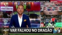 GOLOS CMTV - Benfica 1 x 1 Sporting / FC Porto 2 x 3 V. Guimarães - 25 Agosto 2018 (PPM)