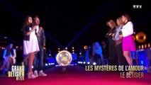 Le bêtisier des Mystères de l'amour diffusé hier soir sur TF1