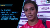 PV Sindhu among world's top paid female athletes, after Serena Williams