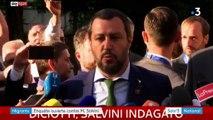 Migrants : enquête ouverte contre Matteo Salvini