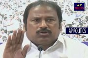 YSRCP Spokes Person TJR Sudhakar Babu Fires on TDP MP's wrong statements @vijayawada PC-AP Politics