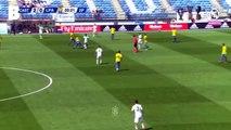 Le petit pont dévastateur de Vinicius Junior avec le Real Madrid Castilla