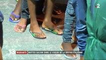 Migrants : Matteo Salvini dans le viseur de la justice italienne