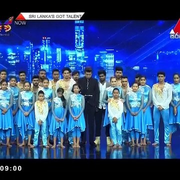 Sri Lanka's Got Talent - Season 01 Episode 24 - 2018.08.26