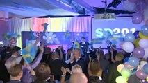 Suède : l'extrême droite vers un record aux législatives