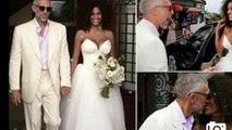 Mariage de Vincent Cassel et le mannequin Tina Kunakey. Les photos du bonheur