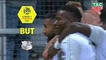 But Saman GHODDOS (58ème) / Amiens SC - Stade de Reims - (4-1) - (ASC-REIMS) / 2018-19