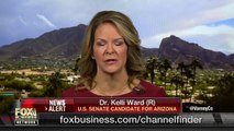Kelli Ward Suggested McCain Cancer Announcement Was Timed To Deflect From Her Campaign