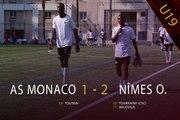 U19 : AS Monaco 1-2 Nîmes Olympique