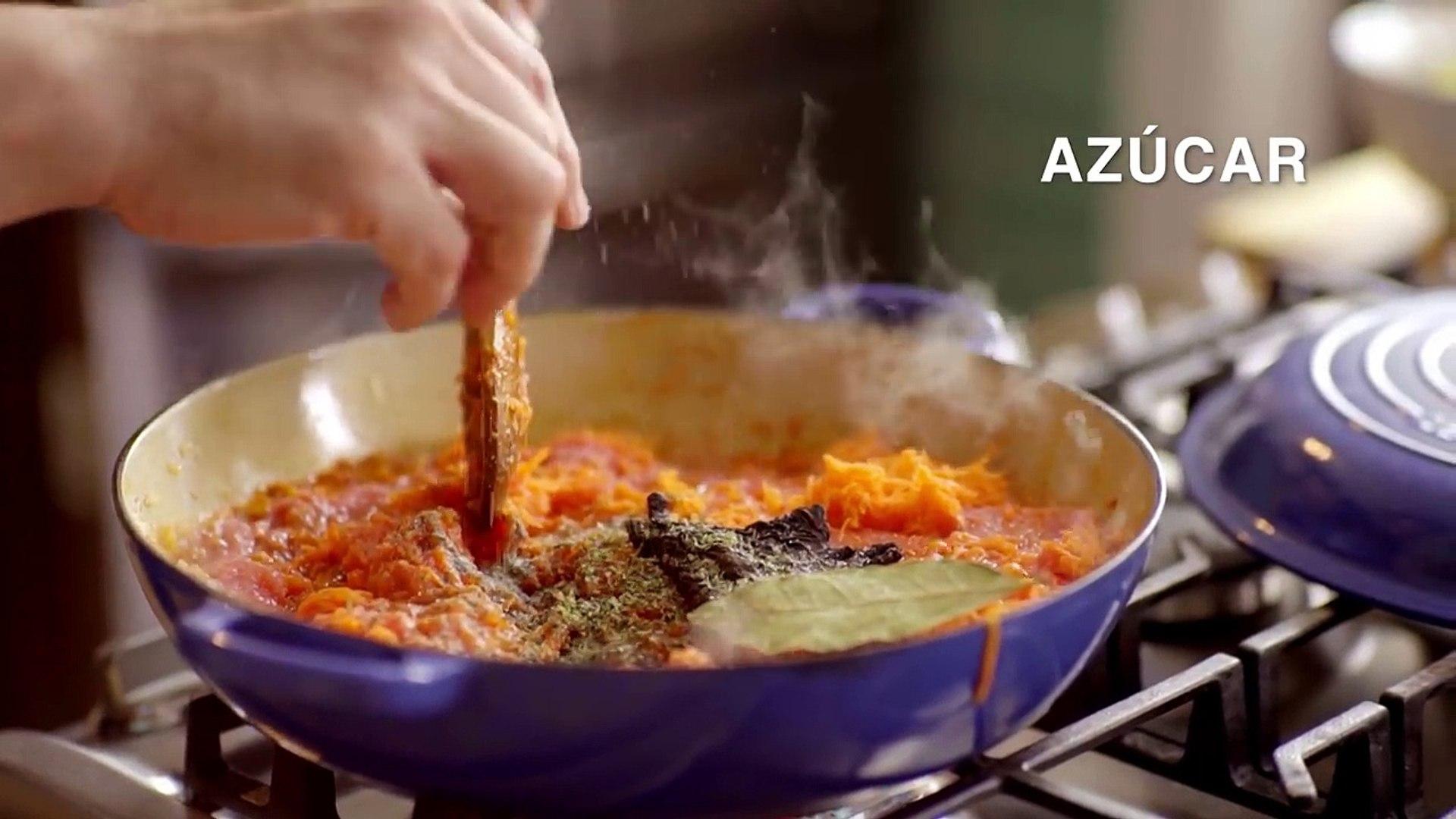 Cómo preparar Estofado de lengua con Gastón Acurio - Beef Tongue Peruvian Stew