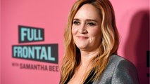 Samantha Bee Sorry But Not Sorry For Ivanka Comment