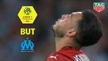 But Ramy BENSEBAINI (72ème csc) / Olympique de Marseille - Stade Rennais FC - (2-2) - (OM-SRFC) / 2018-19