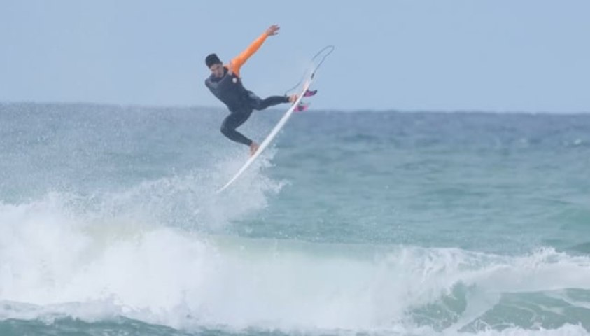 Gabriel Medina | Made For Waves 2018 | Wetsuits by Rip Curl