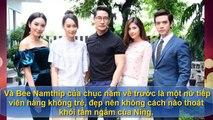 Bee Namthip tái hợp Pong Nawat trong dự án phim Mia 2018 (Người vợ)