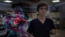 The Good Doctor 1x12 Shaun Shows His Special Skill Again  The Good Doctor Scenes