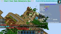 PopularMMOs Minecraft OUR OWN MINECRAFT SERVER CHALLENGE