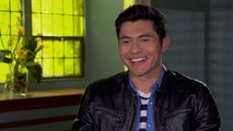 """Henry Golding Tells Us Why """"She Has Her Hands Full"""""""