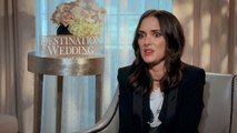 """Winona Ryder: """"There Is Something Very Special With Keanu"""""""