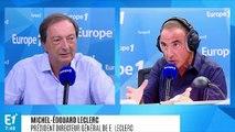 """En vendant de l'électricité, """"Leclerc reste dans son ADN"""", assure Michel-Édouard Leclerc"""