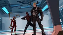 Ultimate Spider-Man Web Warriors S04E22 - Spider Slayers [pt2]