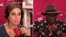 """Alain Mabanckou: """"Hillary Clinton s'est trompée de photographie de la société américaine"""""""