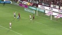 La passe magique d'Andrès Iniesta avec le Vissel Kobe !