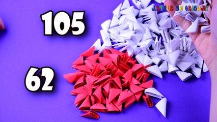 Origami (EN) - Lotus (Flower) - video dailymotion | 240x426