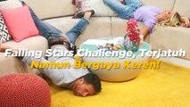Falling Stars Challenge, Terjatuh Namun Bergaya Keren!