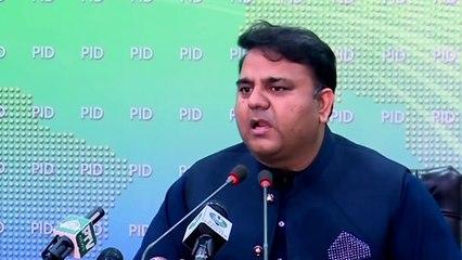 Fawad Chaudhry on Imran Khan Eid Prayer