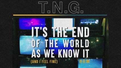 The Night Game - It's The End of The World As We Know It (And I Feel Fine)