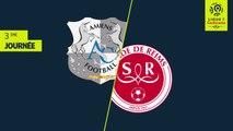 Amiens SC - Stade de Reims ( 4-1 ) - Résumé