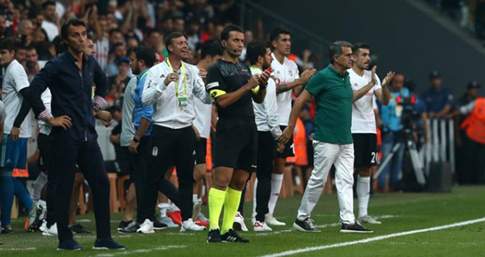 Beşiktaş - Antalyaspor Maçında Kural Hatası Yapıldığı İddia Edildi